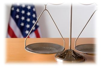 Image of judicial scales