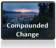 Compounded Change